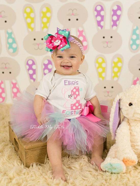 My First Easter Tutu Set (Ellie)