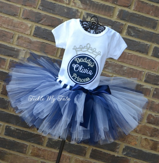 Daddy's Princess Tutu Outfit