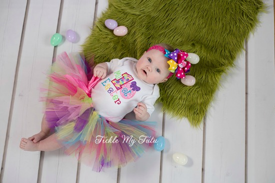 My First Easter Egg Tutu Set