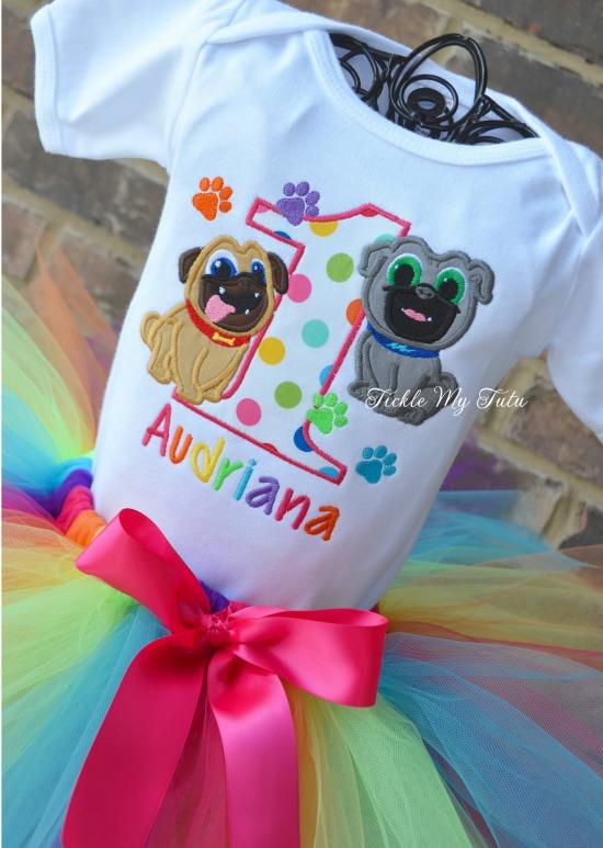 Puppy Dog Pals Shirt/Bodysuit Only